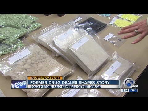 Former Drug Dealer Details Growth Of Heroin Use In Northeast Ohio