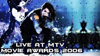 Video AFI - Miss Murder Live at Mtv Movie Awards 2006 MP3, 3GP, MP4, WEBM, AVI, FLV Juni 2018