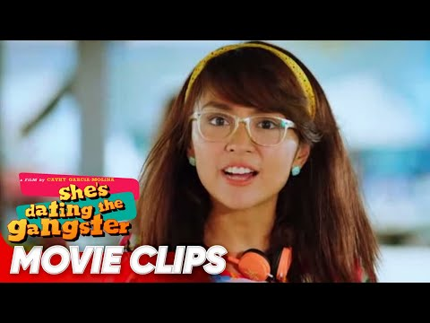 Gigil si Athena kay Kenji! | 'Shes' Dating The Gangster' | Movie Clips