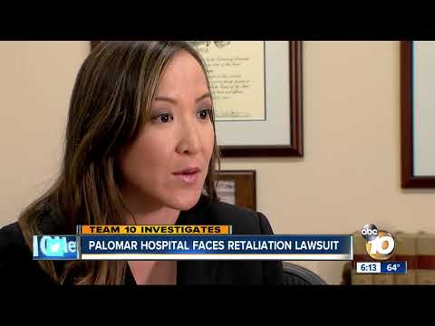 Exclusive: Security officer sues Palomar Medical Center for retaliation, sexual harassment
