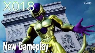 Gameplay X018