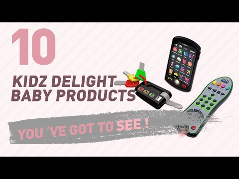 Kidz Delight Baby Products Video Collection // New & Popular 2017