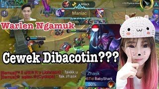 Download Video Baby Shark DiBacotin lawan WarLen Ngamuk MP3 3GP MP4