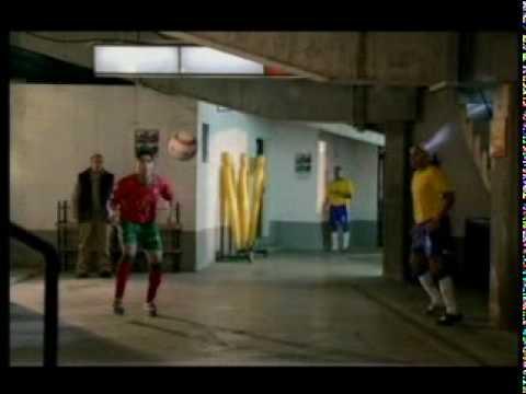 Nike - Ole Football Euro 2004