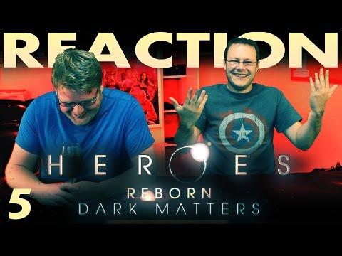 "Heroes Reborn: Dark Matters Episode 5 ""Renautas"" REACTION"