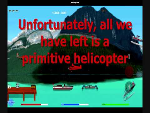 Video of Autogyro 1935 Flying Game ST