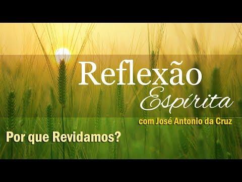 Por que Revidamos? - 38º Reflexão Espírita com José Antonio da Cruz