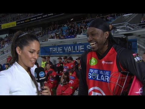 cricket player flirting A personal account that shows why chris gayle is part of a pervasive gender problem in cricket inside sexism old, had been an avid steel pan player.