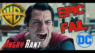 Video Henry Cavill out as Superman?! DC ANGRY RANT! MP3, 3GP, MP4, WEBM, AVI, FLV Desember 2018
