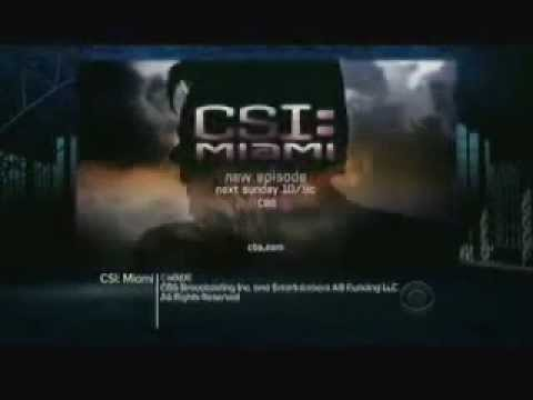 CSI: Miami 10.06 (Preview)