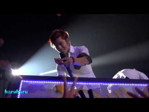 チャン・ドンウ - 2012 ARENA TOUR in JAPAN [SECOND INVASION] EVOLUTION PLUS 121027 横浜アリーナ.