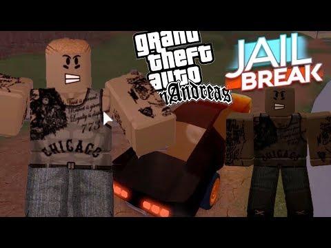 GTA ROBLOXTA #2 / Roblox Jailbreak RP / FarukTPC