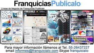 Invierte en una Franquicia de Marketing Digital...Descuento del 50%www.franquiciaspublicalo.com