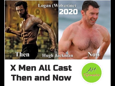X Men 2014 All Cast Then and Now 2020 , AH Topmedia