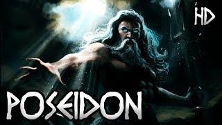 El mito de Poseidon Neptuno dios del mar  Sello Arcano