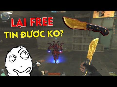 CFQQ Lại Cho Free Jungle Knife-Ultimate Gold Thật Ko Thể Tin Được! - Thời lượng: 11:43.