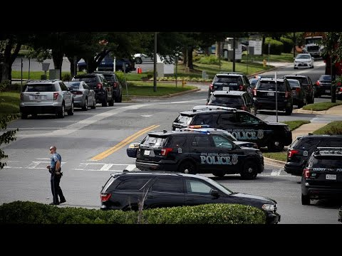 Πυροβολισμοί στα γραφεία εφημερίδας στο Μέριλαντ- Πέντε νεκροί …