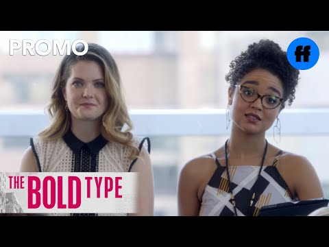 The Bold Type Season 1 (Character Promo 'Kat')