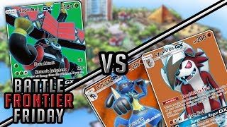 Tapu Bulu vs Lucario/Lycanroc Pokemon TCG Matchup | Battle Frontier Friday #46 by The Pokémon Evolutionaries