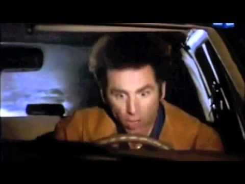 Kramer Driving And Listening To Skrillex