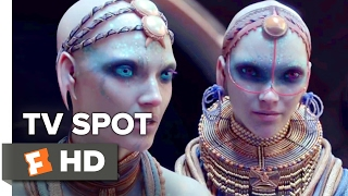 VIDEO: VALERIAN AND THE CITY OF A THOUSAND PLANETS – TV Spot