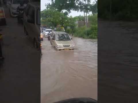 Video: Banjir di Jalan Poros Takalar-Jeneponto