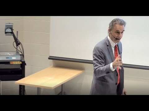 Jordan Peterson: What Kind of Job Fits You?