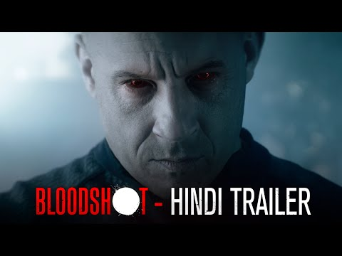 BLOODSHOT - Official Hindi Trailer - In Cinemas 13 March 2020