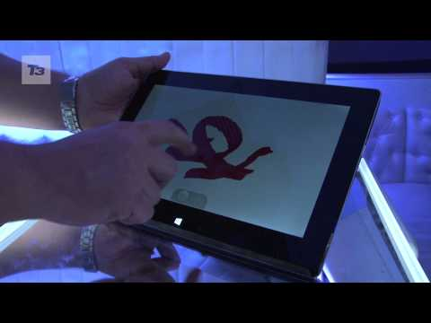 First-look at the Windows 8 tablet from ASUS