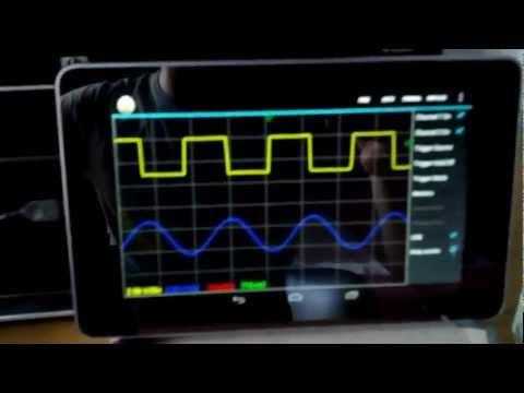 Video of Oscilloscope Pro