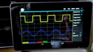 Oscilloscope Pro YouTube video
