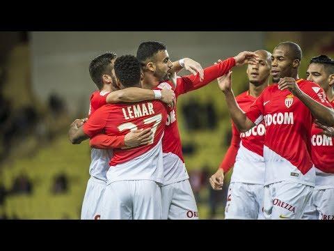 BORD TERRAIN : AS Monaco 3-1 FC Metz