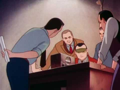 Superman (1941) - Superman (original), Terror On The Midway & Volcano