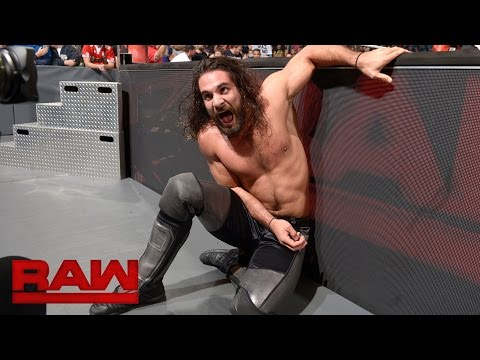 Seth Rollins vs. Chris Jericho vs. Kevin Owens: Raw, Oct. 24, 2016