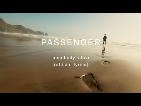 Somebody's Love Lyric Video