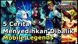 Video 5 Cerita Menyedihkan Hero-Hero Dalam Game Mobile Legends MP3, 3GP, MP4, WEBM, AVI, FLV Januari 2019