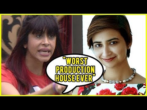 Kishwer Merchantt Lashes Out At Rashami Sharma Tel