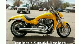 6. 2008 Suzuki Boulevard M109R -  Top Speed Specs Engine Dealers Transmission superbike