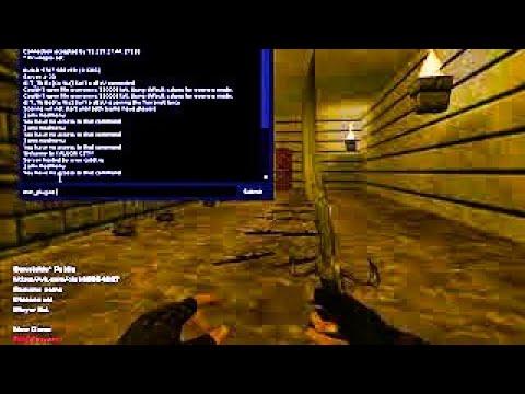 [SERVER HACK] Counter Strike 1.6