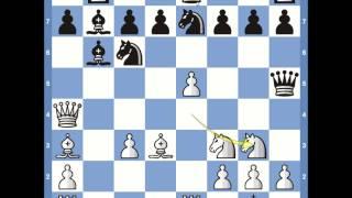 Evergreen Game - Anderssen vs Jean Dufresne