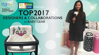 Top 2017 Designers & Collaboration in Baby Gear from ABC Kids Expo