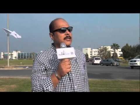 كلمة الأستاذ هشام المسئول الإعلامي بمستشفى سرطان الأطفال عن الماراثون
