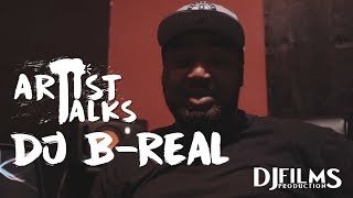 "(ARTIST TALKS) DJ B-REAL: "" I WAS THERE WHEN DA REAL GEE MONEY WAS KILLED"""