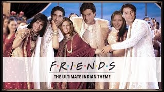 If FRIENDS was a Bollywood family drama instead, this is what the theme would sound like!Social Media:Facebook: http://fb.com/followingmaheshTwitter: http://twitter.com/followingmaheshWebsite: http://www.carnaticmusicfusion.comInstruments Featured (in order of appearance):CME Xkey Air - http://www.cme-pro.com/xkey-air/ROLI Seaboard RISE - https://roli.com/products/seaboard-riseGeoShred (iPad App) - http://www.moforte.com/geoshredapp/Finger Fiddle (iPad App) - http://www.fingerfiddleapp.com/