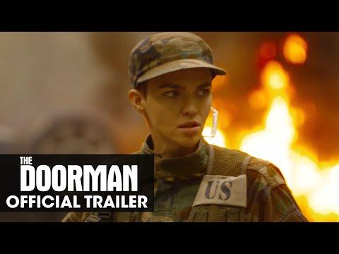 The Doorman (2020 Movie) Official Trailer – Ruby Rose, Jean Reno