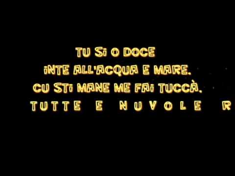 , title : 'Gigi D'alessio Ft Anna Tatangelo - O' Core e na femmena Testo'
