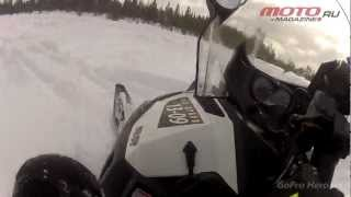 8. 2013 Ski-Doo & Lynx Snowmobiles Review
