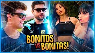 Video BONITOS VS BONITAS!! ( SÉRIE NOVA ) [ REZENDE EVIL ] MP3, 3GP, MP4, WEBM, AVI, FLV Juni 2018