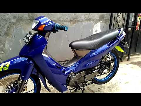 Modifikasi Suzuki Shogun 110 Thailook Drag Roadrace  | Auto Bray | Arimaulana26 |