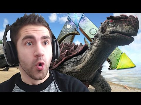ARK Survival Evolved Gameplay PC - GOOD DINOSAUR - Online Live Stream Footage | Pungence